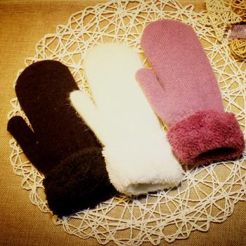 Γάντια γυναικών σε πολλά χρώματα