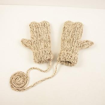 Топли плетени дамски ръкавици в много цветове