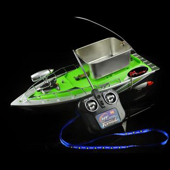 Лодка с дистанционно за захранка