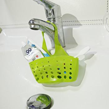 Много удобна и практична гумена кошничка за мивка