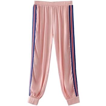 Модерен спортен дамски панталон в три цвята