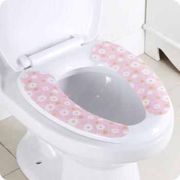 Водоустойчива възлгавница за тоалетна