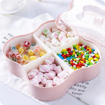 Страхотна кошничка за съхраняване на ядки и бонбони в красива форма