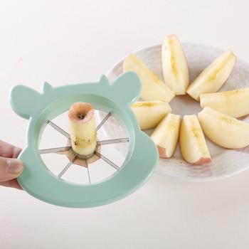 Много удобна резачка за ябълки