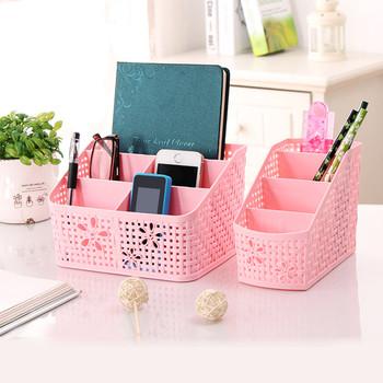 Креативна органайзер кошничка подходяща както за офис материали така и за домашни пособия