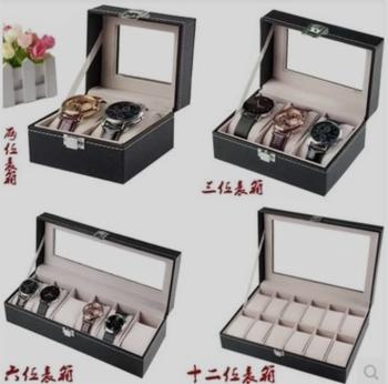 Страхотни кутии за съхранение на часовници, 4 модела