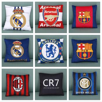 Мини възглавнички украса за дома или автомобила с емблеми на Европейските грандове