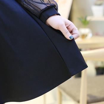 e8cc130aa8 Σέξυ γυναικείο φόρεμα με δαντέλα σε μαύρο χρώμα