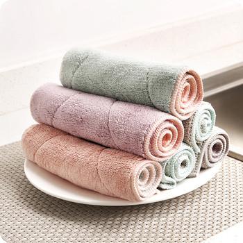 Практична и удобна влагопопиваща кухненска кърпа