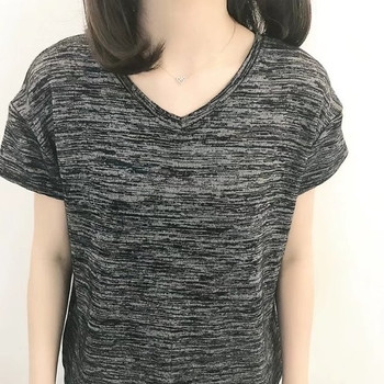 8499a8865c48 Κοντομάνικο γυναικείο μπλουζάκι για το καλοκαίρι - Badu.gr Ο κόσμος ...