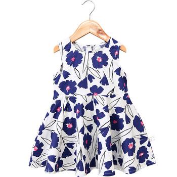 Παιδικό καλοκαιρινό φόρεμα σε λευκό με floral μοτίβα - Badu.gr Ο ... 76fc830a427