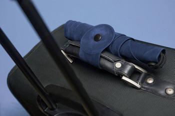 Надуваема преносима възглавница за дълго пътуване - подходяща и за деца