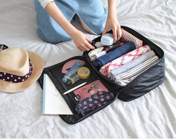 Дамска ръчна пътническа чанта в два модела