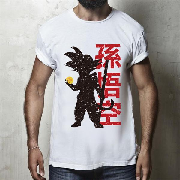 dd28ef9791c8 Ανδρική μπλούζα με εκτύπωση σε κινούμενα σχέδια - Badu.gr Ο κόσμος στα  χέρια σου