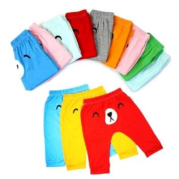 Детски панталон за момчета и момичета в различни цветове с анимация