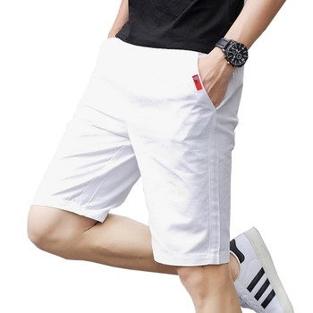 Изчистени къси мъжки панталони в различни цветове
