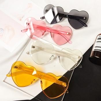 3c154ee69c Εξαιρετικά γυναικεία γυαλιά ηλίου σε σχήμα καρδιάς σε διάφορα χρώματα