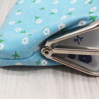 Γυναικείο μικρό πορτοφόλι σε floral δικαίωμα
