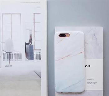 Актуален кейс за Iphone 6-6S с мраморен ефект