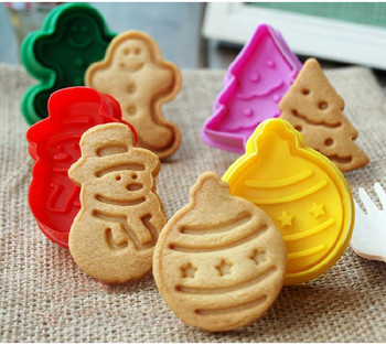 3D формички за бисквитки - много модели
