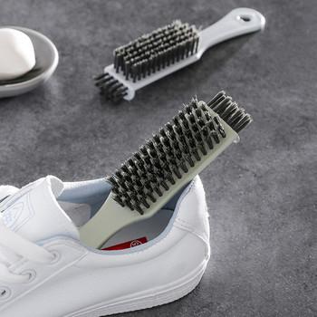 Мултифункционална четка за чистене на обувки,мокети и всякакви други повърхности