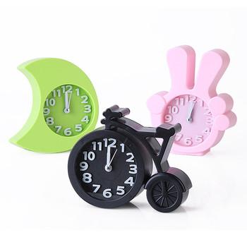 Креативни часовници за дома - много модели