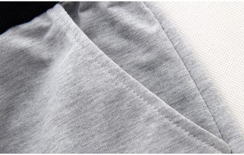 Къси мъжки панталони с щампа