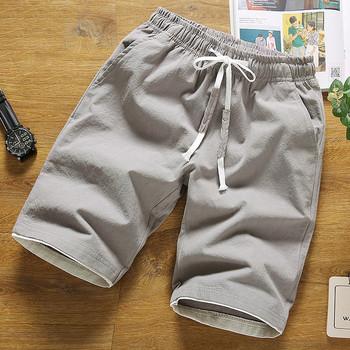 Спортно - ежедневни мъжки шорти в няколко цвята