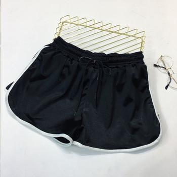 Спортно - ежедневни къси панталони в сив, червен, син и черен цвят