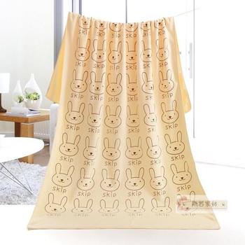 Бамбукова хавлиена кърпа за плаж в няколко цвята