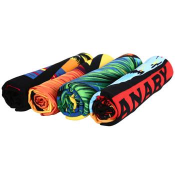 Тънки памучни плажни кърпи в различни цветове 150/70 см