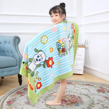 Детски хавлиени кърпи за плаж с различни картинки