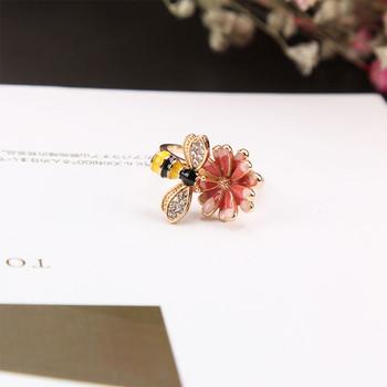 Дамски ежедневен пръстен пчела - два модела