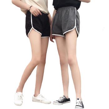 Спортно - ежедневни  къси дамски панталони в няколко цвята