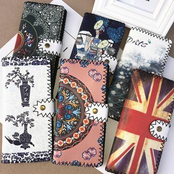 Γυναικείο πορτοφόλι σε διάφορα σχέδια