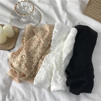 Дамски дантелени къси панталони в три цвята