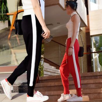 Дамски спортен анцуг в два цвята