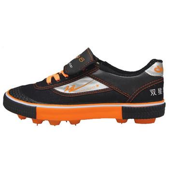 Футболни обувки за мъже и жени в три цвята с елементи от еко кожа