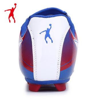 Мъжки бутонки за футбол от еко кожа в три цвята