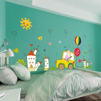 Цветни детски стикери за стая