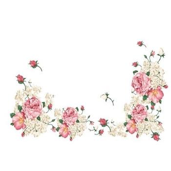 Тапет за всякакви повърхности - Цветя