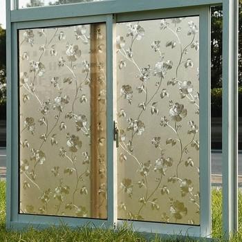 3D Матирано фолио за стъклени повърхности