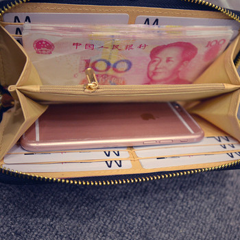 Γυναικείες  πορτοφόλι σε πέντε χρώματα