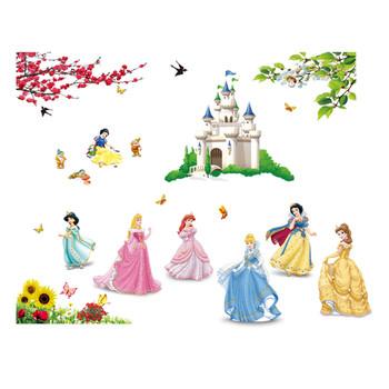 Детски стикери за стена с Анимационни герои