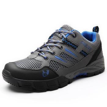 Летни спортни обувки с мрежа в четири цвята подходящи за жени и мъже
