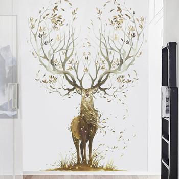 Стенна 3D декорация подходяща за всякакви повърхности