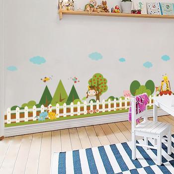 Детски стикери градина