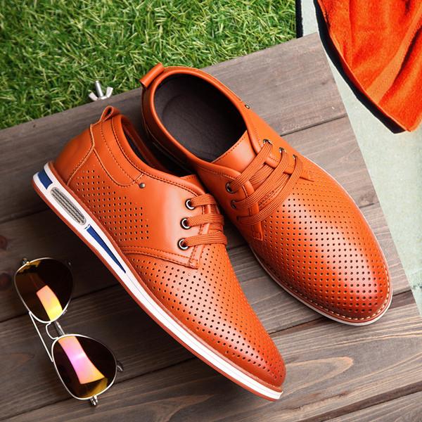 9e86df1ccaf Летни мъжки обувки в два модела - Badu.bg - Светът в ръцете ти