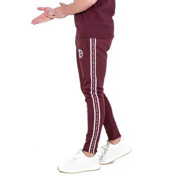 Мъжки спортен панталон с бели кантове в два цвята