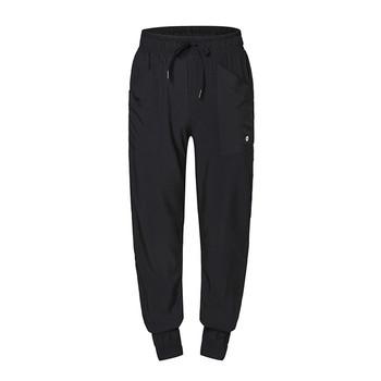 Дамски спортен панталон с висока талия